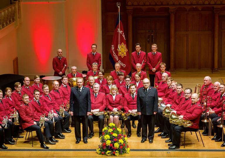 Hendon Highlights 2019: Hendon Band of The Salvation Army
