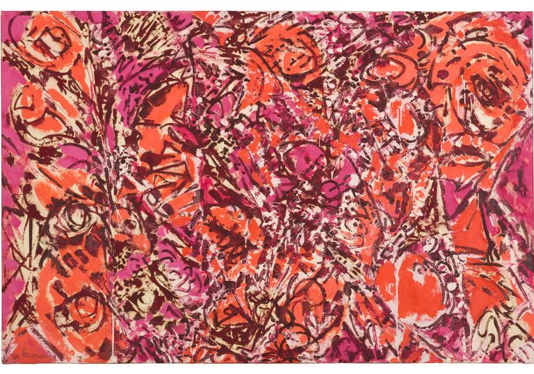 Lee Krasner Living Colour Barbican