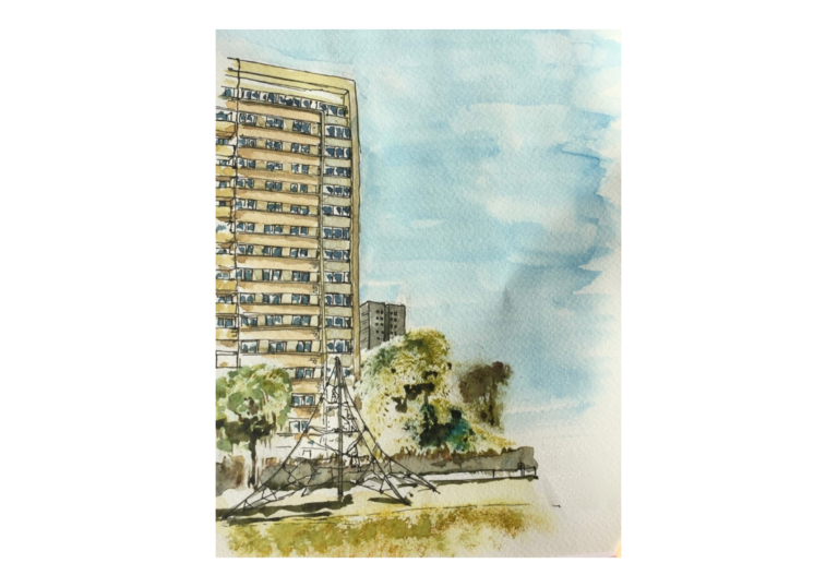 Jane Northcote, Towers of the City and Finsbury,