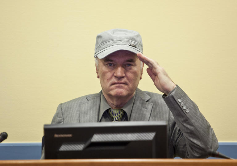 The Trial of Ratko Mladic