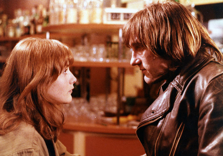 Isabelle Huppert and Gerard Depardieu in Loulou showing as part of After the Wave