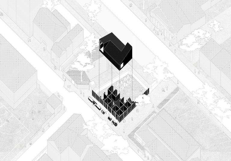 Architecture on Stage: New Architects – work by IF_DO