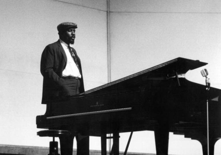 Album cover for Thelonius Monk's 'The Measure of Monk'