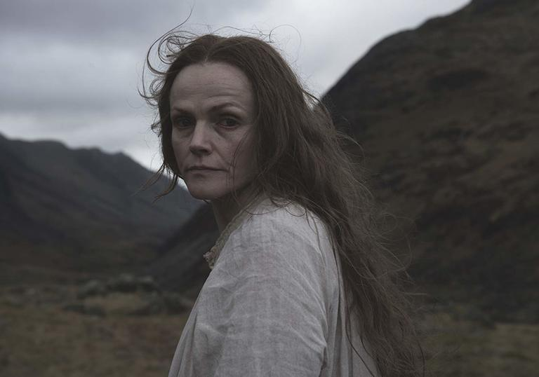 Maxine Peake in Welsh hills
