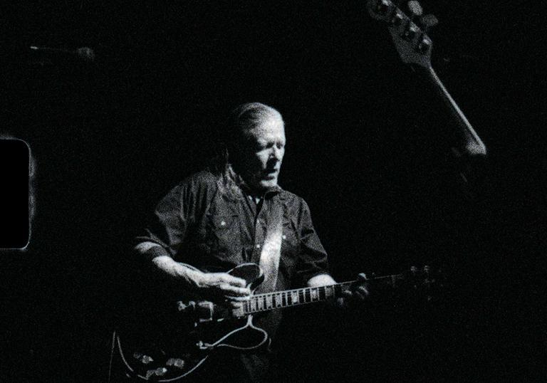 Michael Gira from the band SWANS