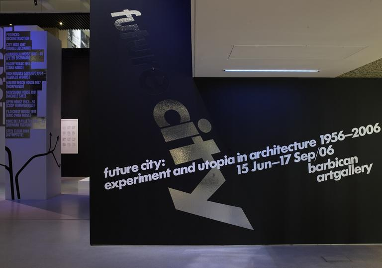 Future City at the Barbican