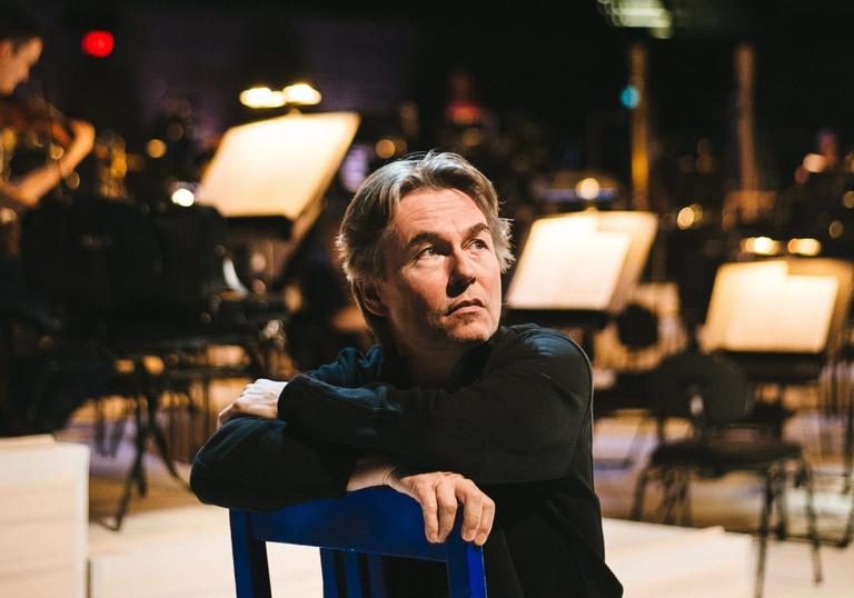 Portrait of Esa-Pekka Salonen