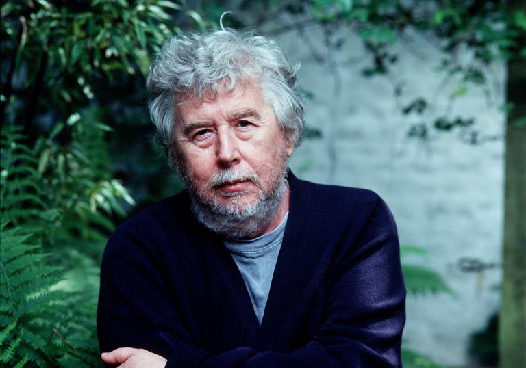 Portrait of Harrison Birtwistle