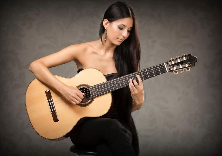 Isabel Martinez will perform at Guildhall's Guitar Spectacular