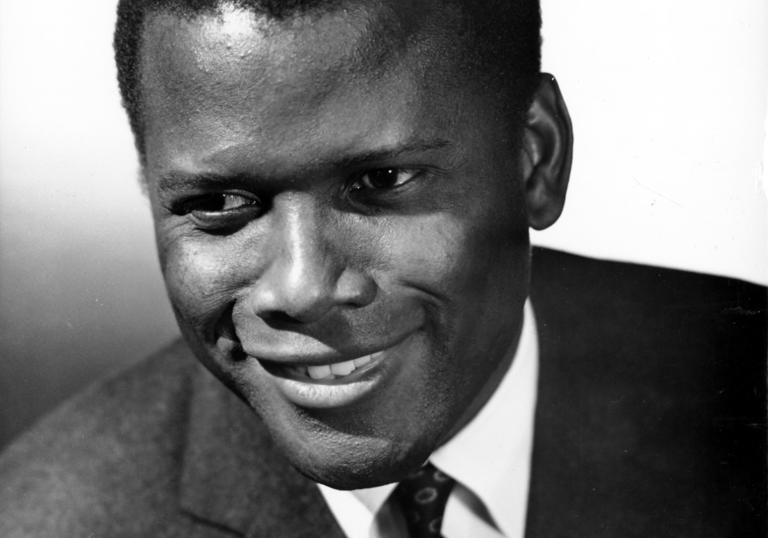 An image of Sidney Poitier