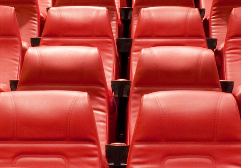 Photo of Cinema seats