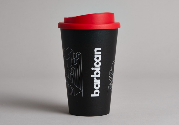 Barbican reusable cup