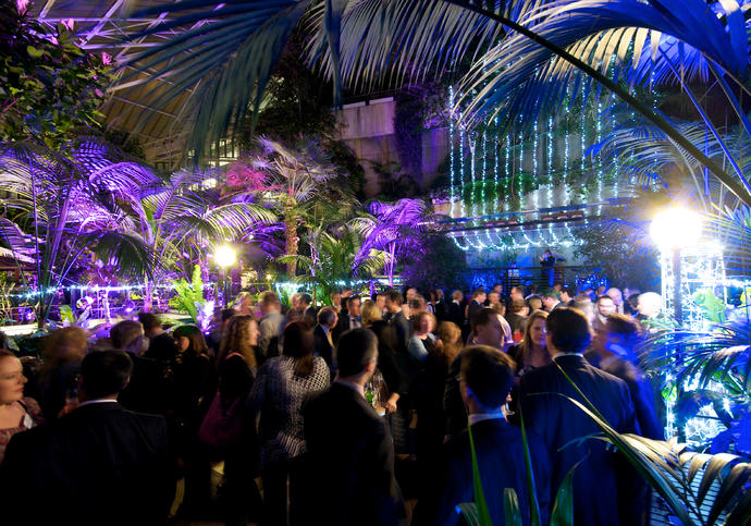 Hire the Barbican Conservatory
