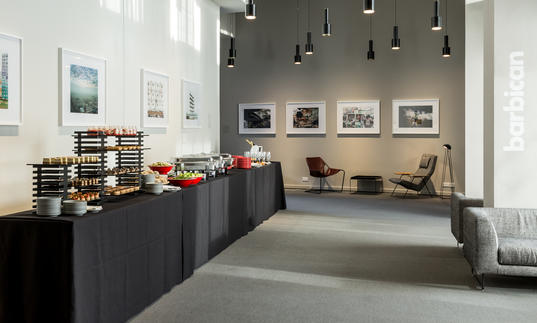 Photo Of The Barbican Frobisher Reception