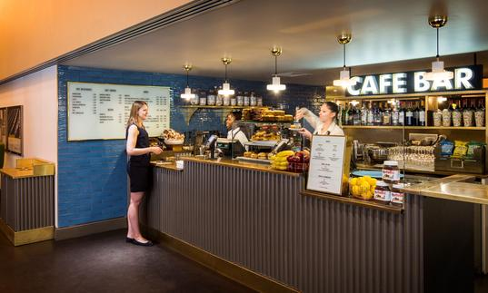 Beech Street Cafe & Bar at the Barbican Cinemas