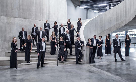 BBC Singers group image