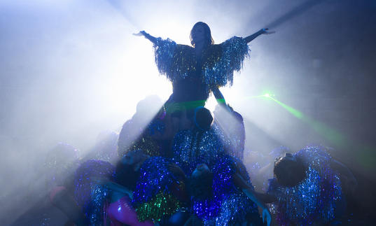 Daniela Vega is spectacular in A Fantastic Woman