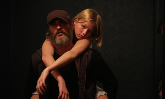 A still from You Were Never Really Here