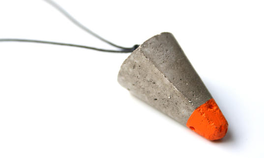 Image of Concrete Jewellery by Rhiannon Palmer part of Make! Summer Workshops