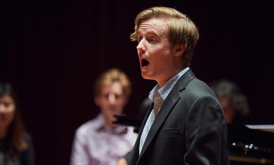 Guildhall School singer in recital