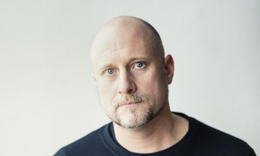 A photo of the artist Trevor Paglen