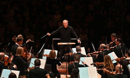 Gianandrea Noseda conducts