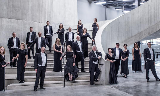 An image of the BBC singers
