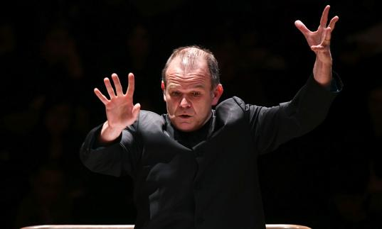 Conductor François-Xavier Roth