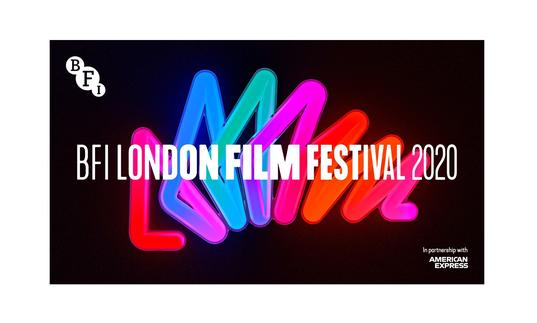 BFI London Film Festival 2020 artwork