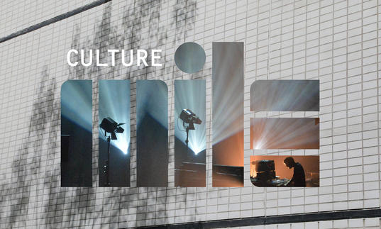Photo of Culture Mile visual identity