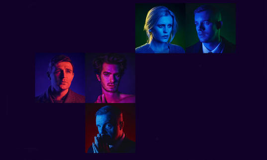 Photo of Angels in America cast