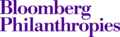 Logo for Bloomberg