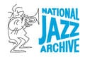 Image of National Jazz Archive logo